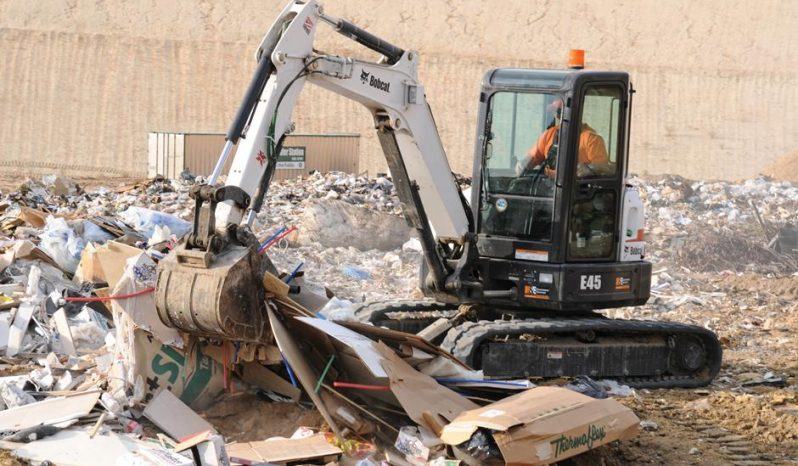 Clamp – Compact Excavators full