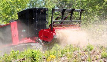Bull Hog Hydraulic Machine full
