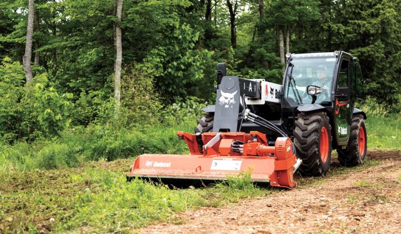 Bobcat Flail Cutter Attachment for Sale, Rent or Lease in New Jersey