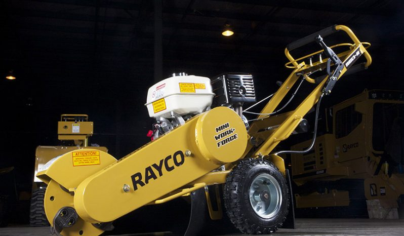 2020 Rayco RG13 Series II full