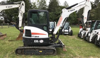 Used 2016 Bobcat E35i full