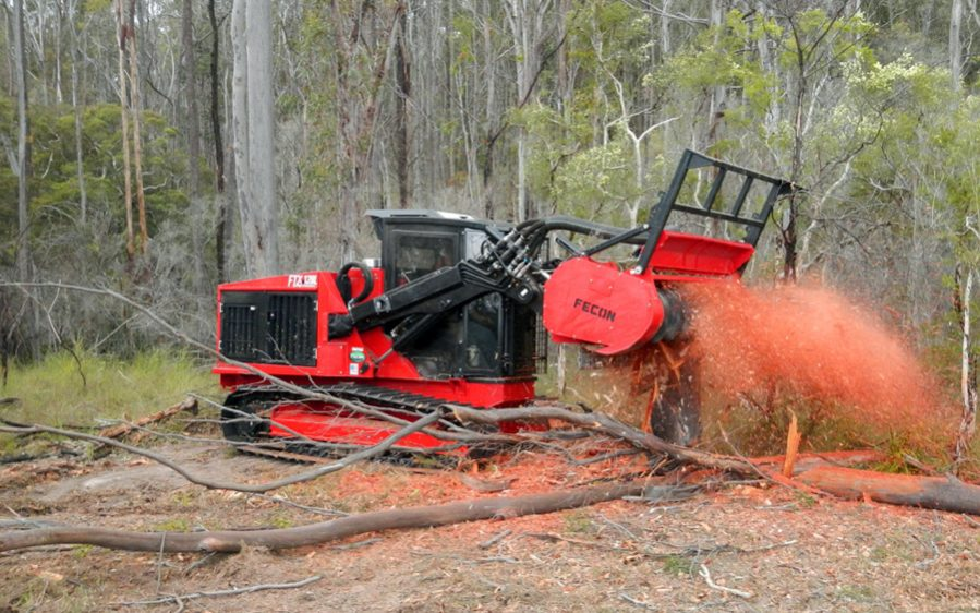 Ftx128l Mulching Tractor