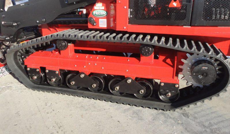 FTX128R Mulching Tractor full