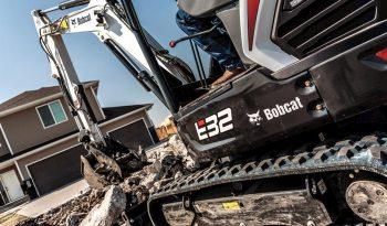 2020 Bobcat E32 full