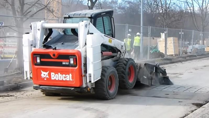 2019 Bobcat S650