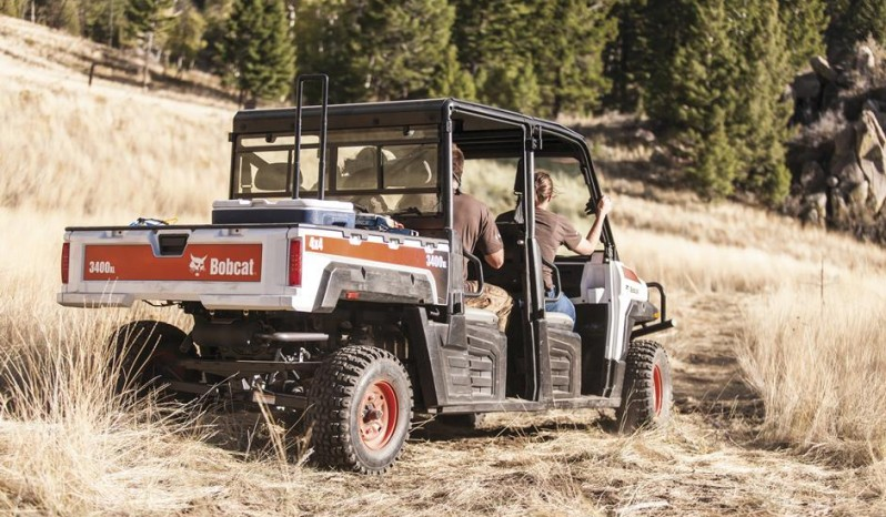 2017 Bobcat 3400XL 4×4 full
