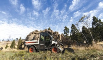 2019 Bobcat Toolcat™ 5600 full