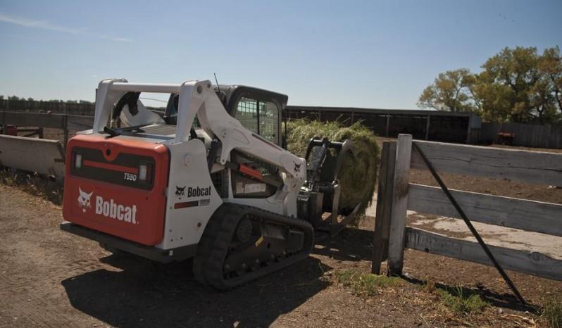 2018 Bobcat T590 full