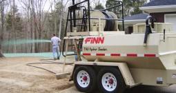 Finn T90T hidrosembradora