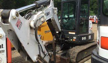 Used 2013 Bobcat E45 full