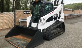 Used 2016 Bobcat T770 – Hold full