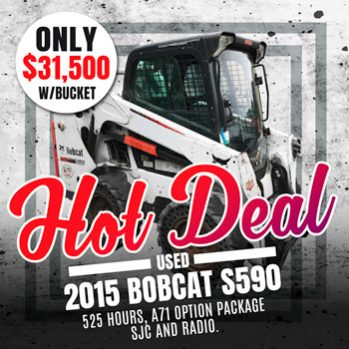 New & Used Bobcat Equipment for Rent, Sale, Bobcat Parts & Service
