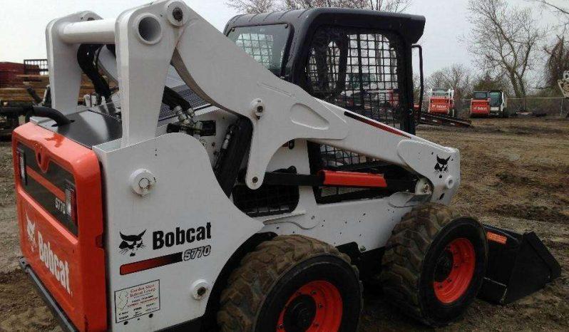 Used 2013 Bobcat S770 full