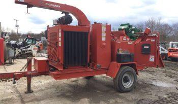 Used 2012 Morbark Beever M18RX full