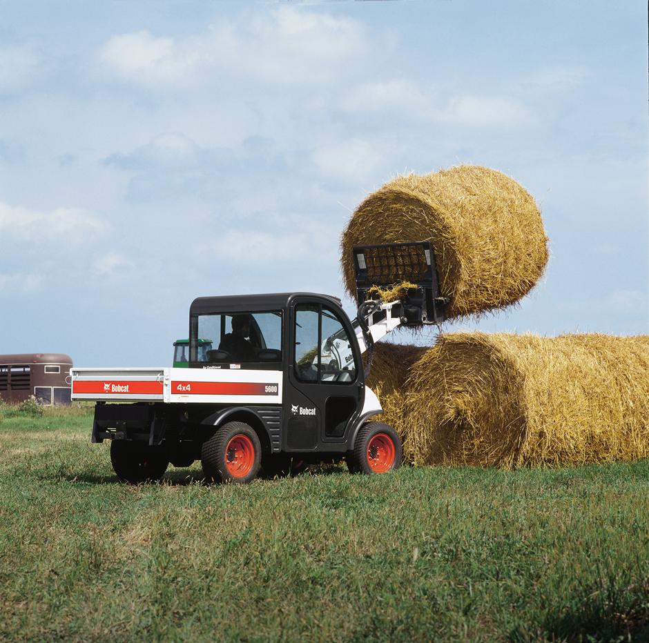 Bobcat Bale Fork Attachment For Sale Rent Or Lease In New