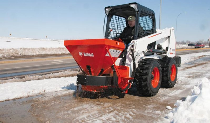 Bobcat Spreader Attachment For Sale Rent Or Lease In New