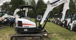 Used 2013 Bobcat E35