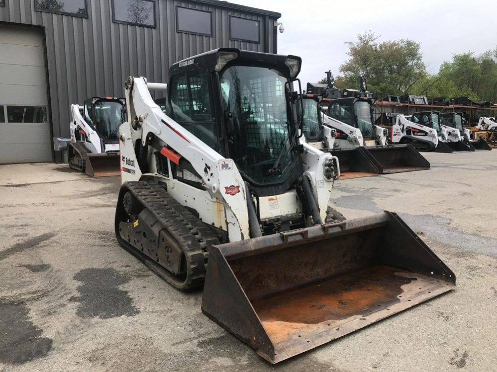 Used 2015 Bobcat T590 Track Loader in New Jersey & Delaware » Garden