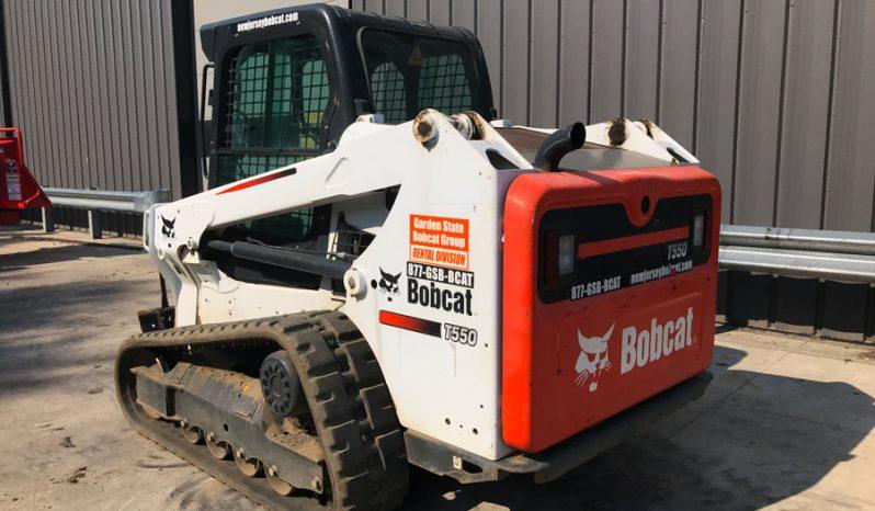 Used 2015 Bobcat T550 full
